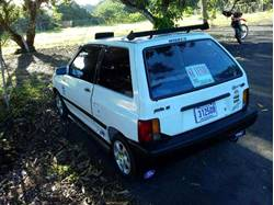 Images of Ford Festiva