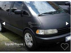 Images of Toyota Previa