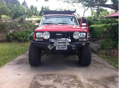 Jeep Cherokee Color Rojo Usados Rojo Auto Moto Costa Rica