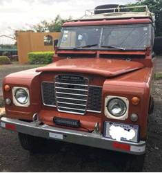 Images of Land Rover Serie III