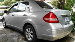 Images of Nissan Tiida