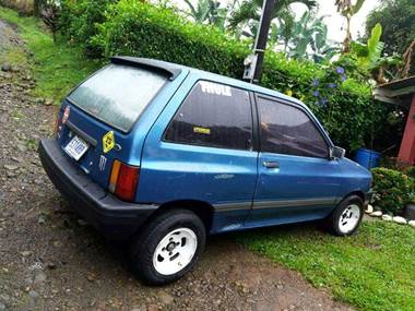 Picture of Ford Festiva