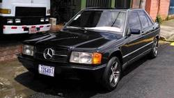Images of Mercedes Benz 190