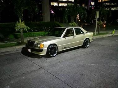 Picture of Mercedes Benz 190