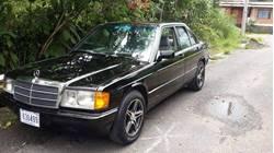Images of Mercedes Benz 190