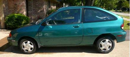 Images of Ford Aspire