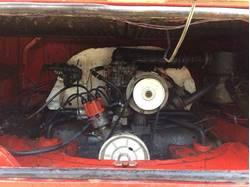 Imagen de Volkswagen Kombi Type 2 (T2)