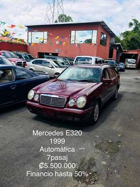 Picture of Mercedes Benz Clase E