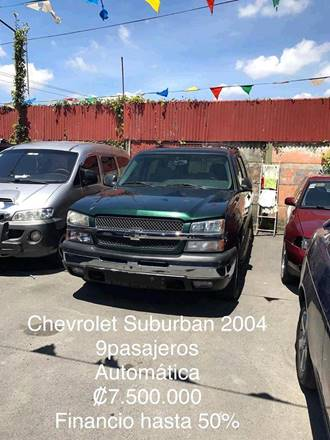 Images of Chevrolet Suburban