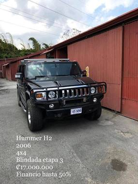 Picture of Hummer H2