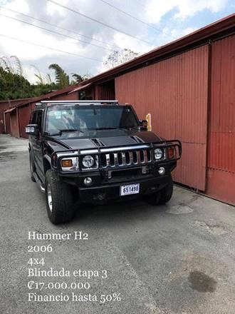 Imagen de Hummer H2