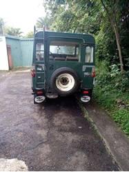 Imagen de Land Rover Serie II