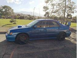 Images of Subaru Impreza