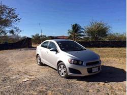 Images of Chevrolet Sonic
