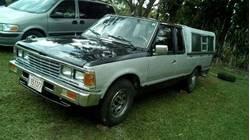 Images of Nissan 720