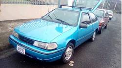 Images of Hyundai Excel