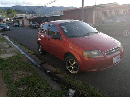 Images of Chevrolet Aveo