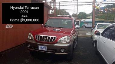 Picture of Hyundai Terracan