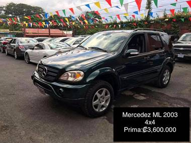 Picture of Mercedes Benz ML