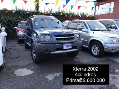 Picture of Nissan Xterra