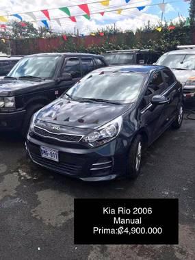 Picture of Kia Rio