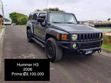 Picture of Hummer H3
