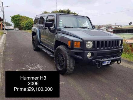 Images of Hummer H3