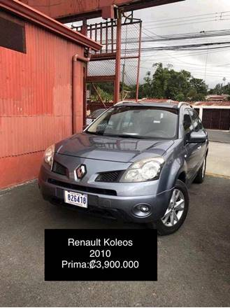 Images of Renault Koleos