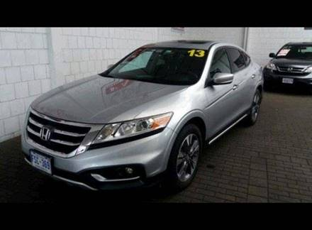 Images of Honda Crosstour