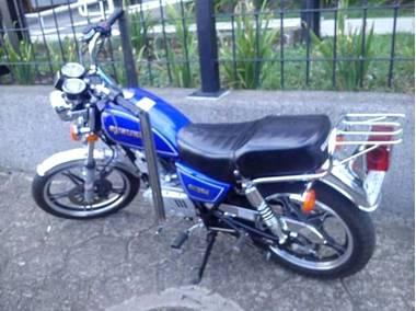 Picture of Suzuki GN125