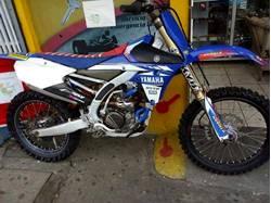 Images of Yamaha YZ250F