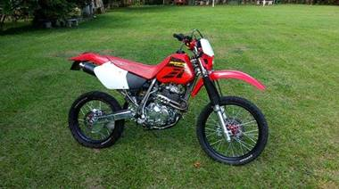Picture of Honda XR 400R