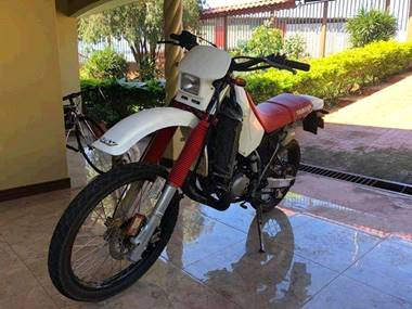 Picture of Yamaha DT200R