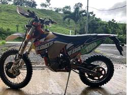 Images of KTM 450 EXC-F SIX DAYS