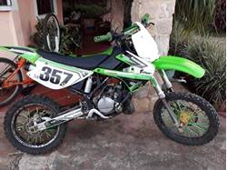Images of Kawasaki KX85