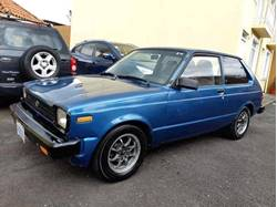 Images of Toyota Starlet