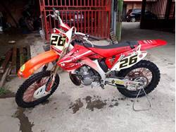 Images of Honda CR250