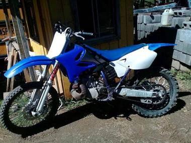Picture of Yamaha YZ250