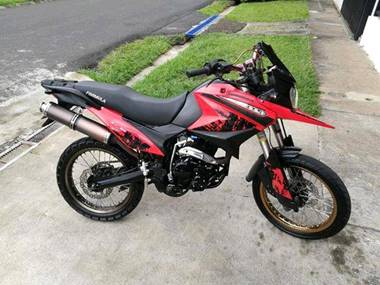 Picture of Formula XLF 250