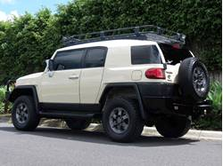 Images of Toyota FJ Cruiser