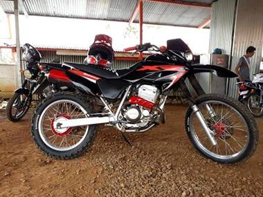 Picture of Honda XR 250 Tornado