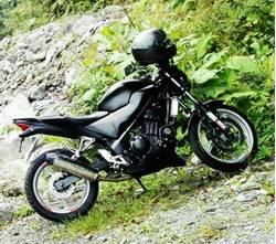Imagen de Honda CB250R