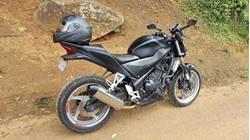 Images of Honda CB250R