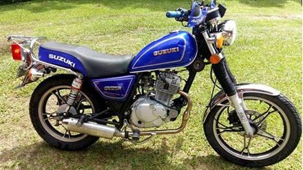 Images of Suzuki GN125