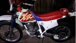 Images of Honda XR 200R
