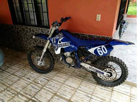 Images of Yamaha YZ125