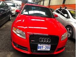 Images of Audi A4