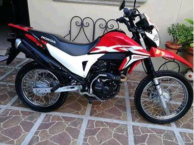 Picture of Honda XR190