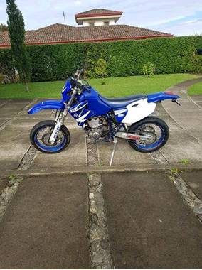 Picture of Yamaha WR450F