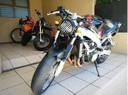 Imagen de Honda CBR600F